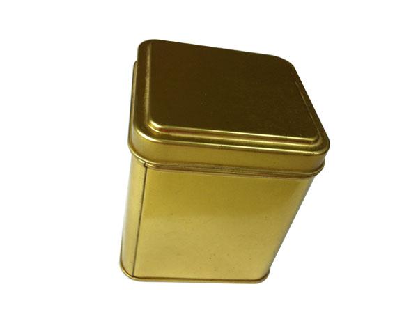 园洲保健品包装铁盒  茶叶盒定制