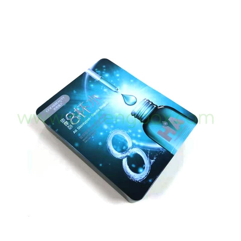 广东惠州马口铁化妆品盒生产厂家