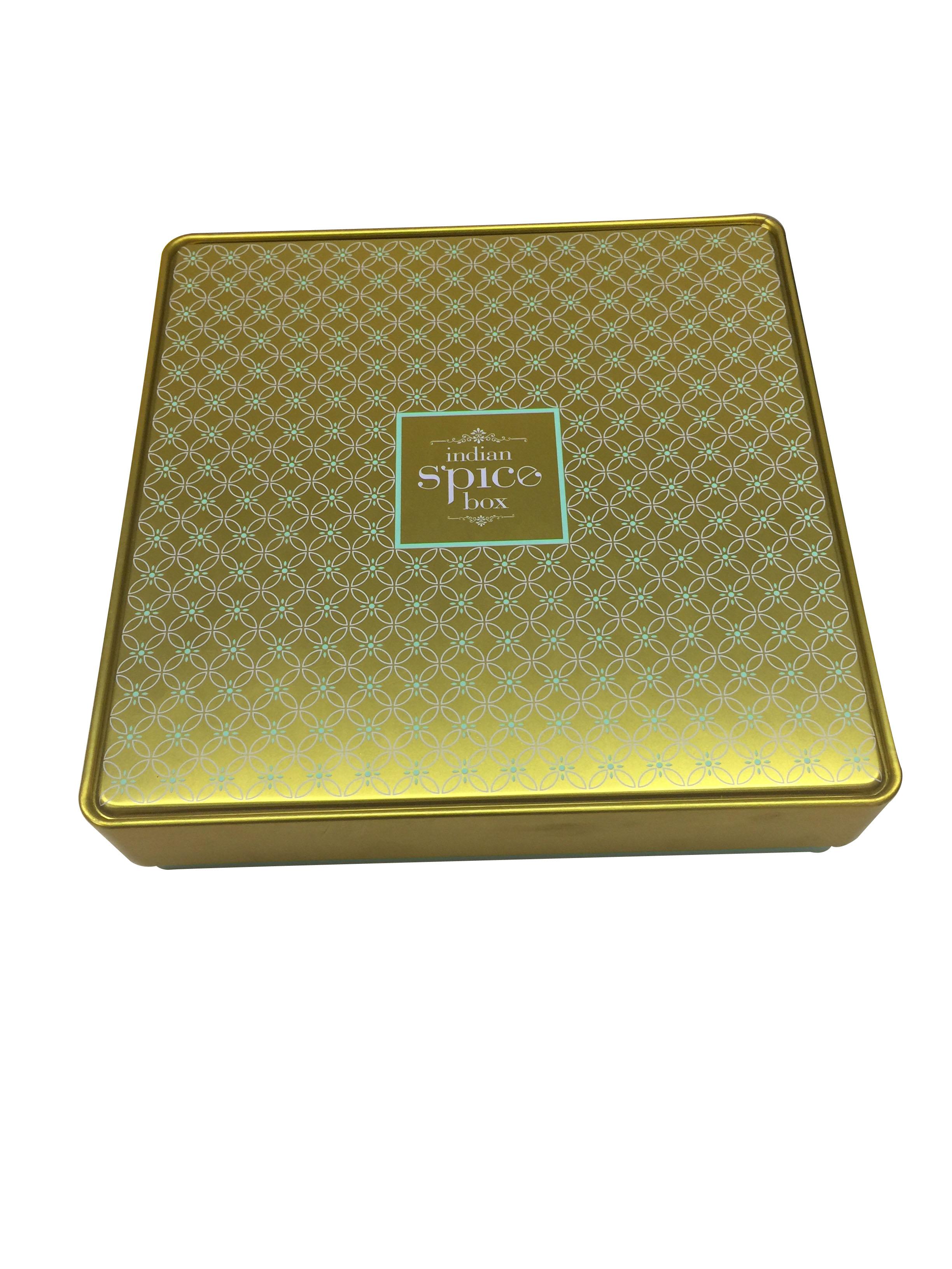 家居礼盒包装 化妆品铁盒