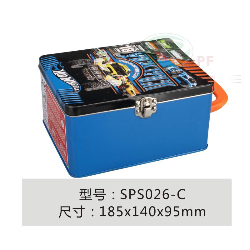 文具铁盒26-C