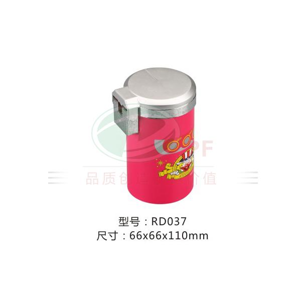 圆形铁罐包装