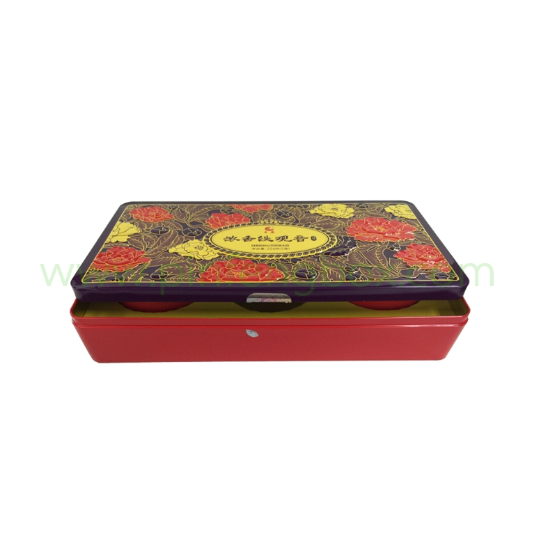 高端饼干包装铁盒