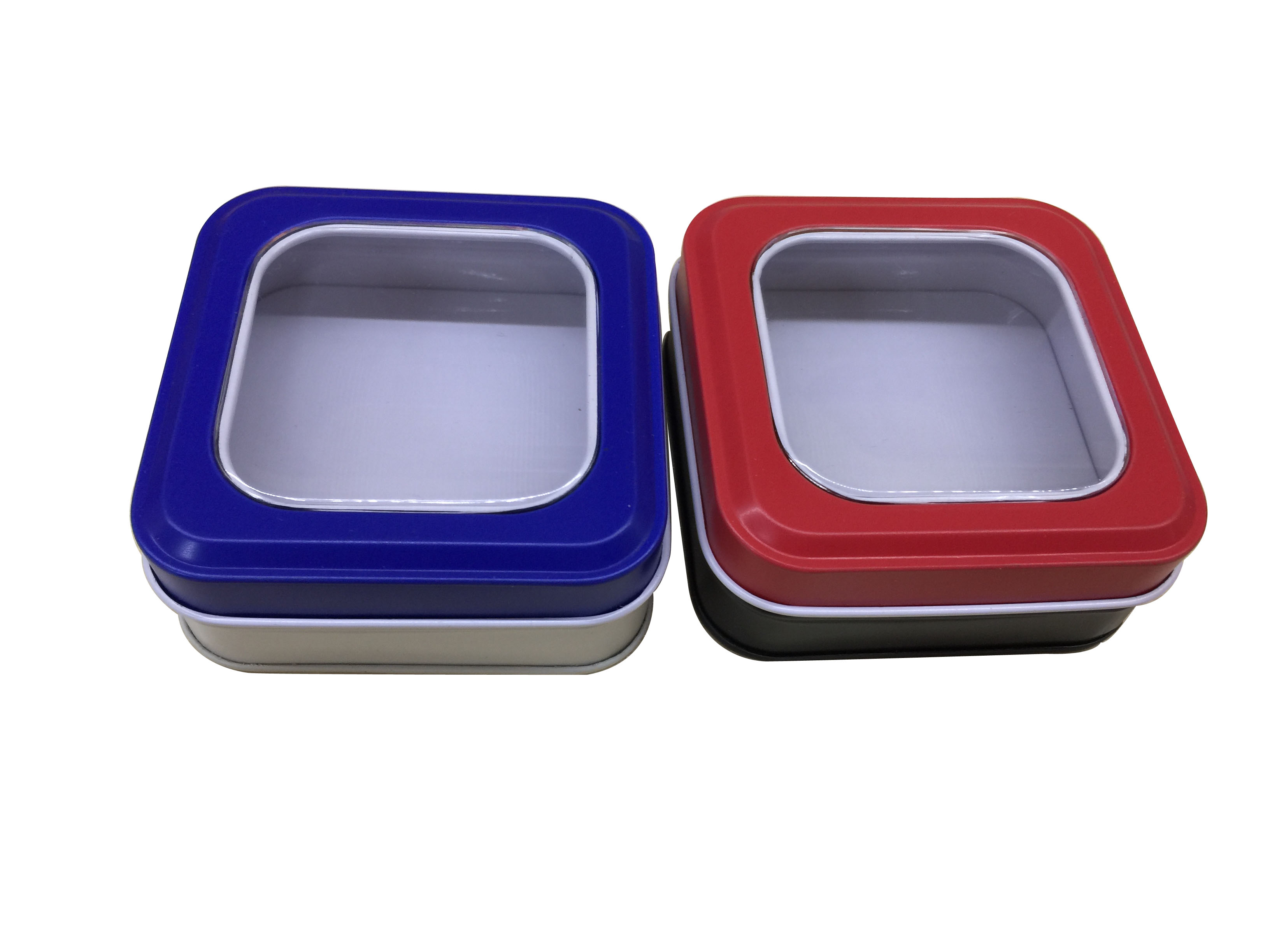 铁盒生产厂家 批发马口铁盒 摩配包装盒 方形金属盒