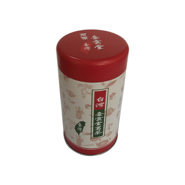 250克锣底茶叶罐