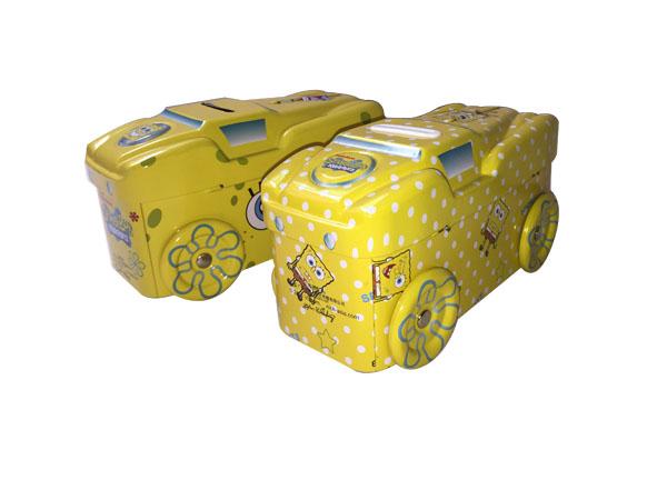 儿童玩具铁盒 礼品用铁盒