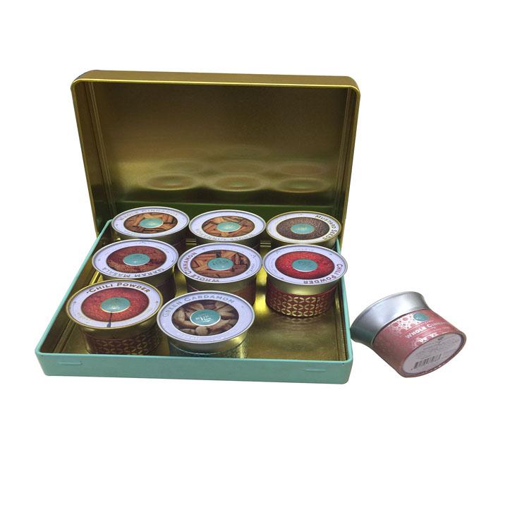 茶叶马口铁盒厂208X208X58