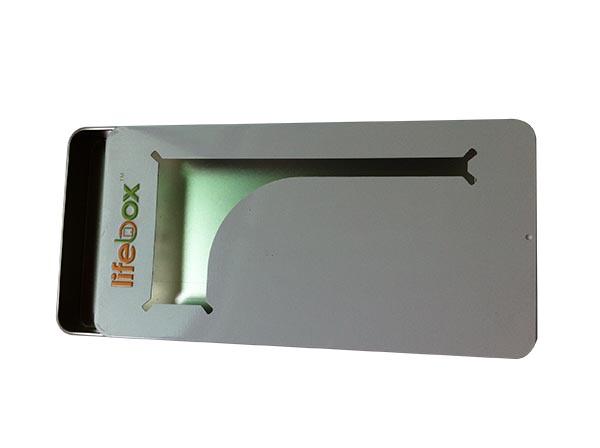 包装铁盒厂家 糖果推拉盒研发