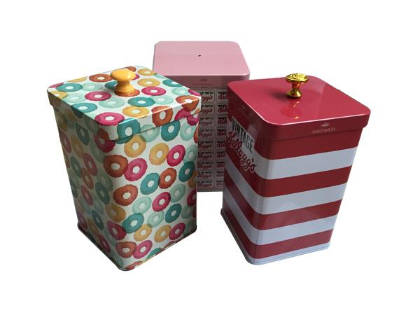 方形化妆品铁盒