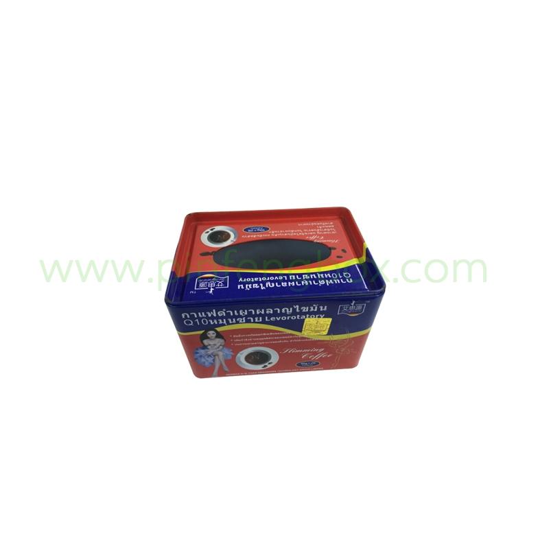 纸巾盒 铁盒包装