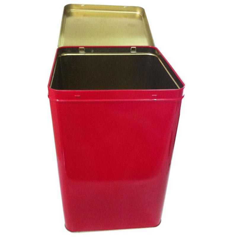 超大型红河糖果礼品铁盒_食品铁盒