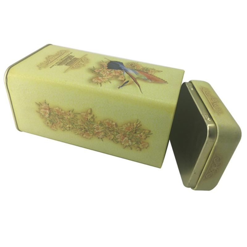 白豪茶叶罐有内胆盖子_茶叶铁盒